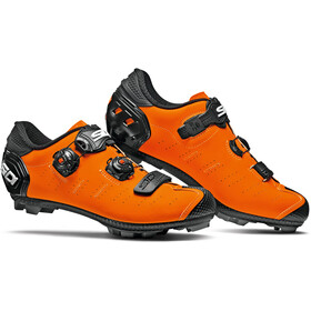 Sidi MTB Dragon 5 SRS Shoes Herren matt orange/black